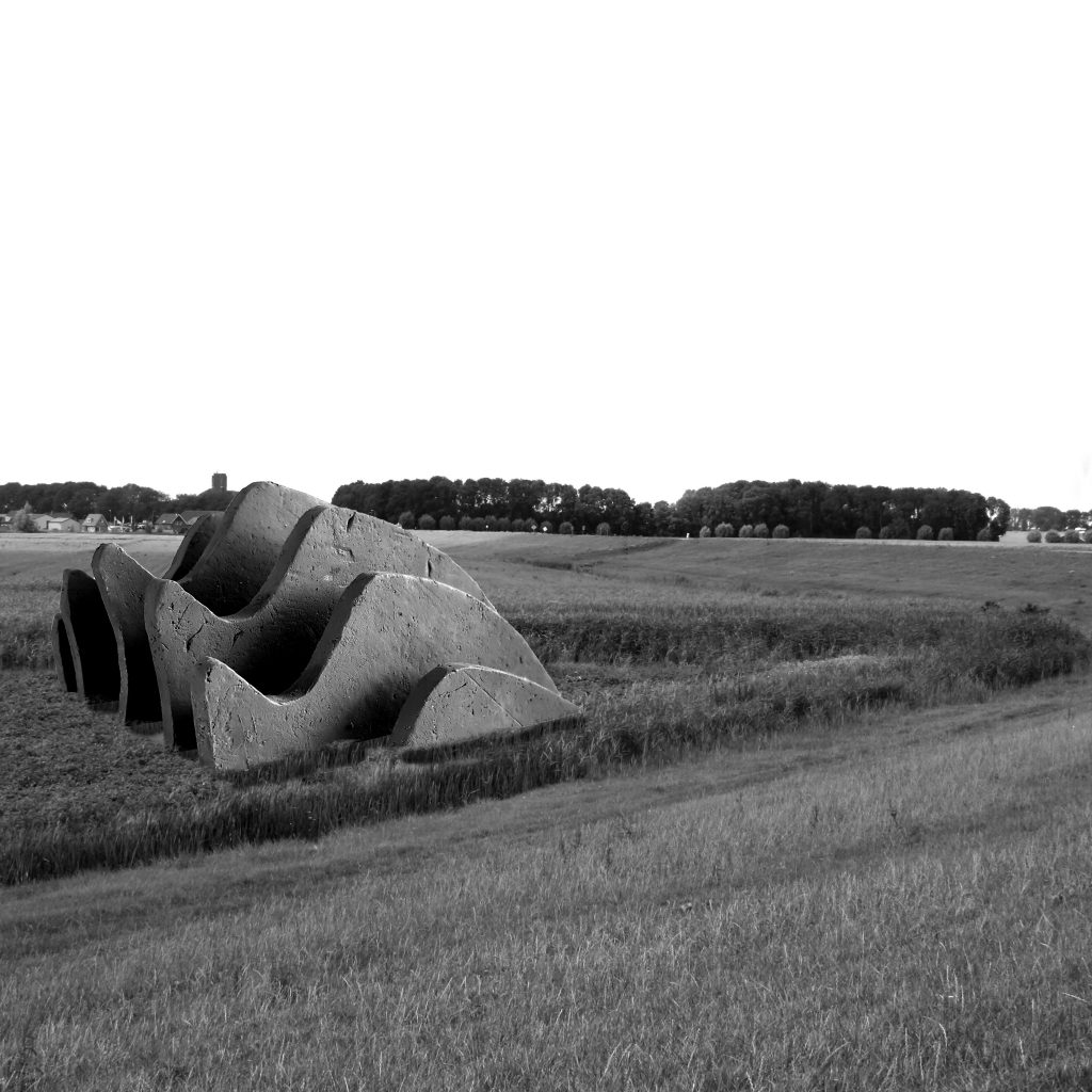 Landmark - Prehistoric time story - Blankendam, NOP